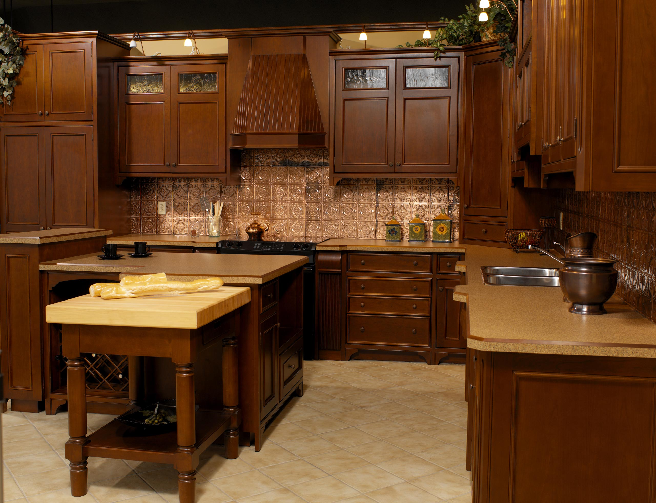 Tudor Style Kitchen - Before