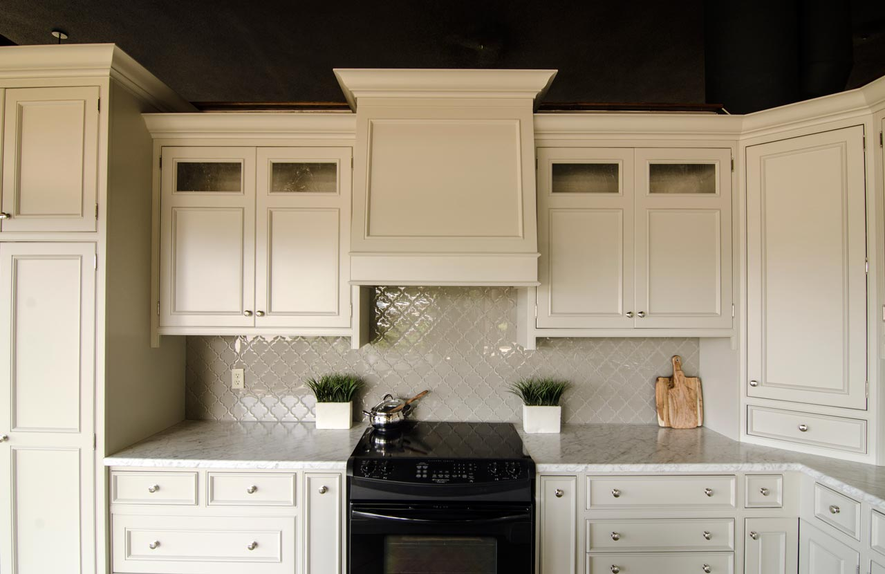 Tudor Style Kitchen - After
